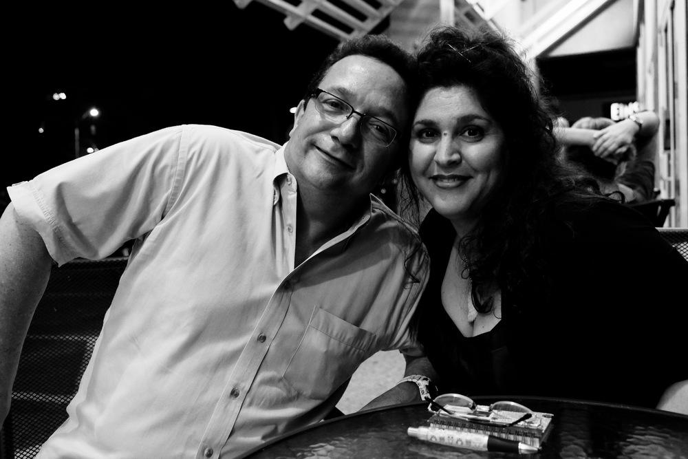 Peter Tamayo & Sophia Molfetas-Tamayo