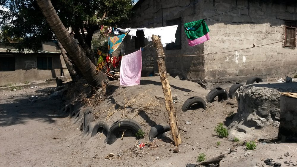 Laundry in Mchikichini