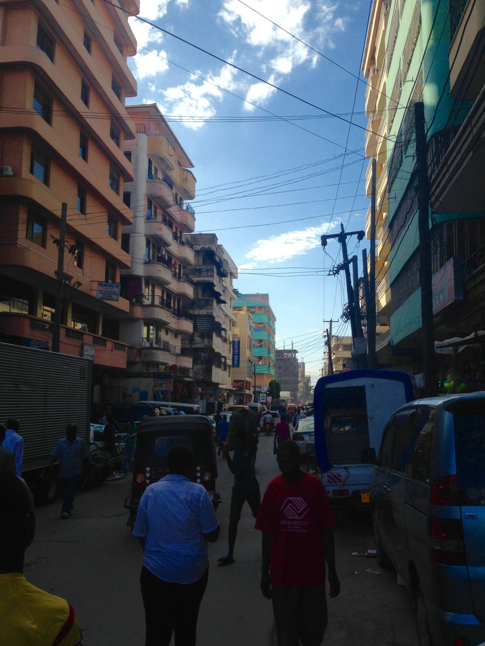 Kariakoo Street