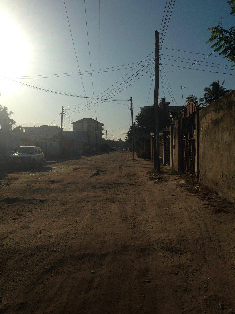 Msasani Msasani Streets