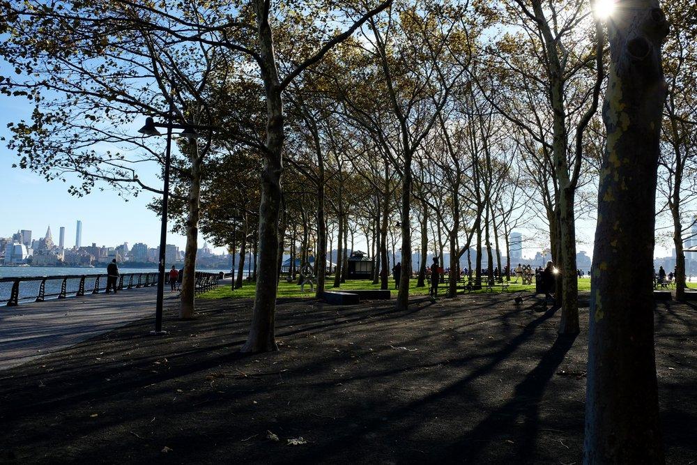 Hoboken - Pier A Park