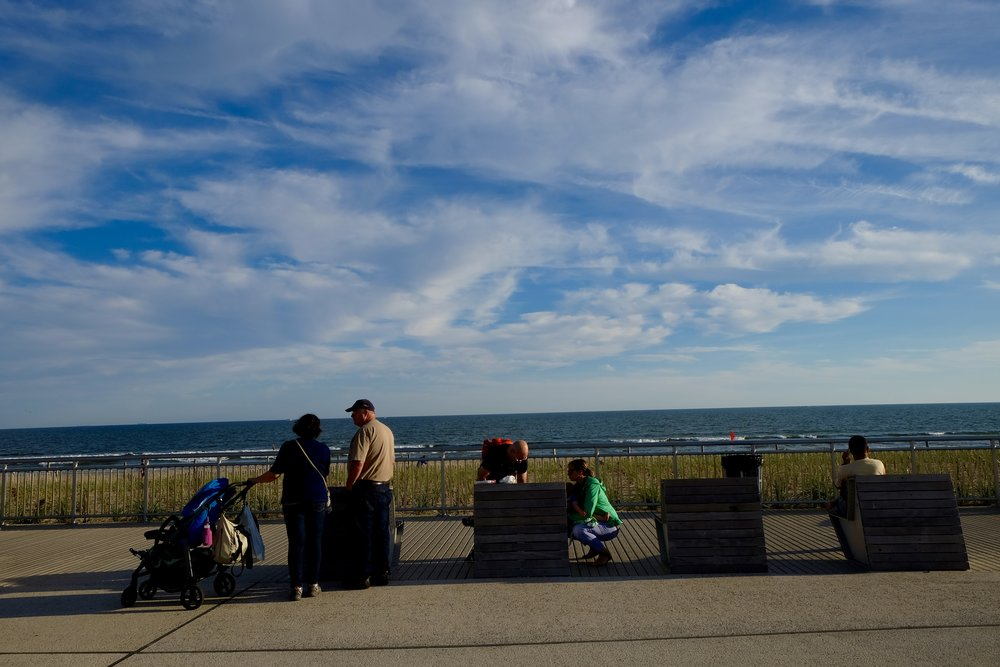 Rockaway Beach - The Boardwalk