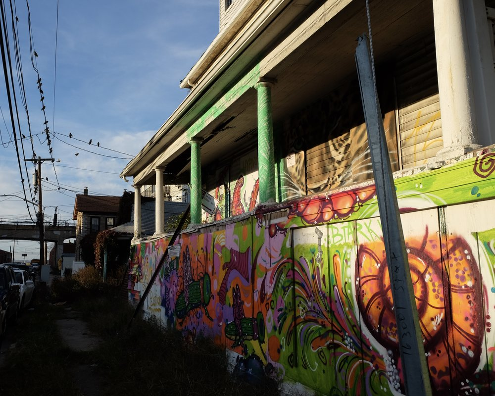 Abandoned Rockaways - One Part Living Art, One Part Unsafe