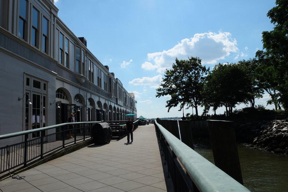 Pier A Harbor
