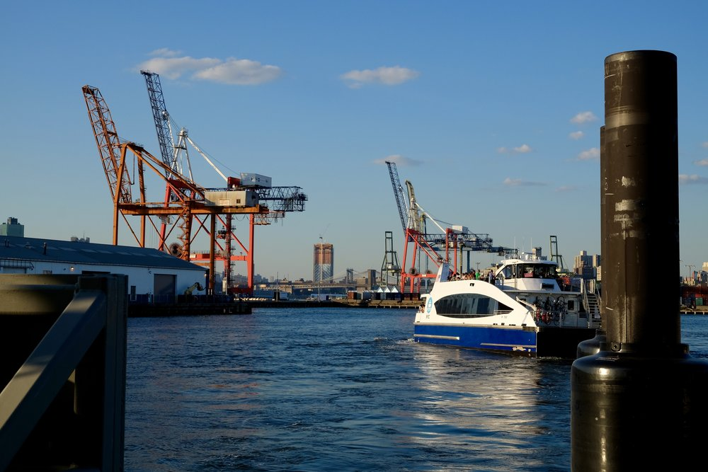 The Ferry to Red Hook