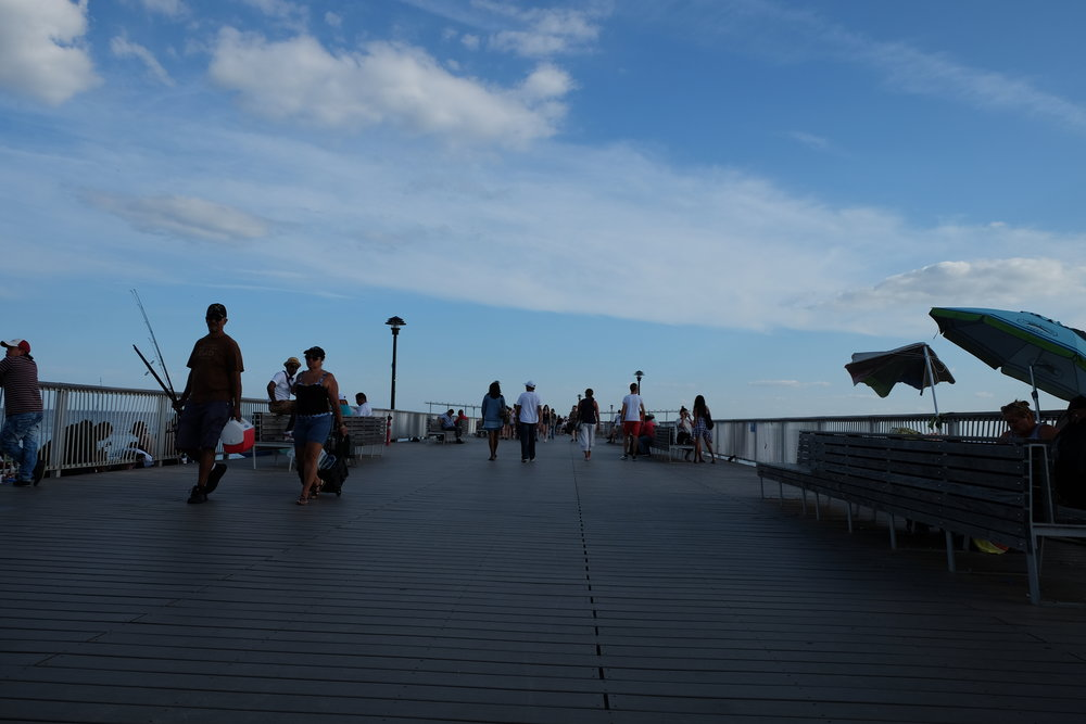 The Pier at Coney Island