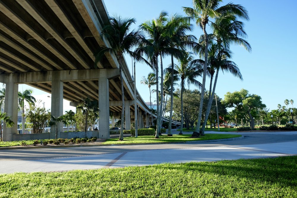 Downtown Fort Myers: Centennial Park