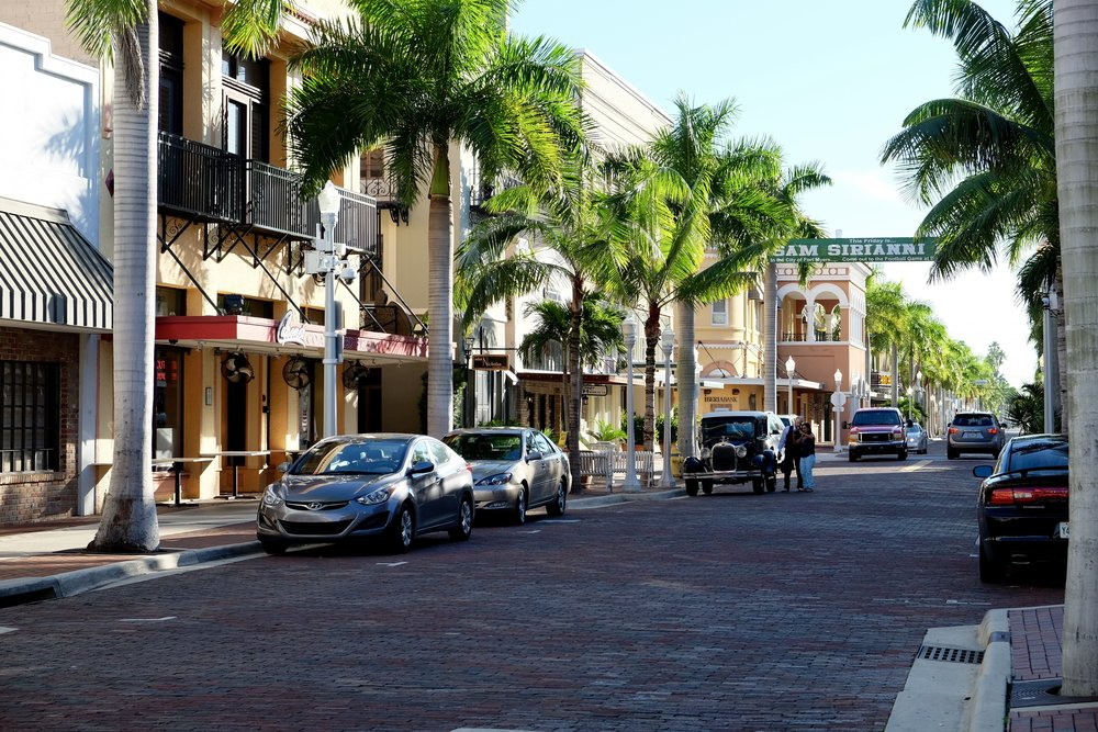 Historic Downtown Fort Myers