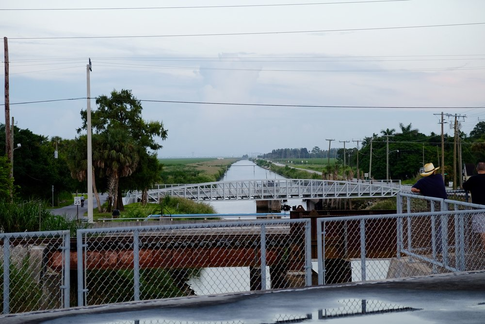 Lake Okeechobee: Canal Point