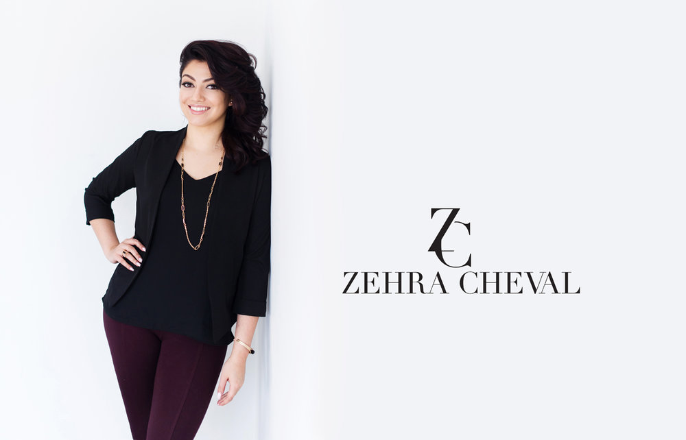 Zehra's logo was designed by Roop Creative Agency