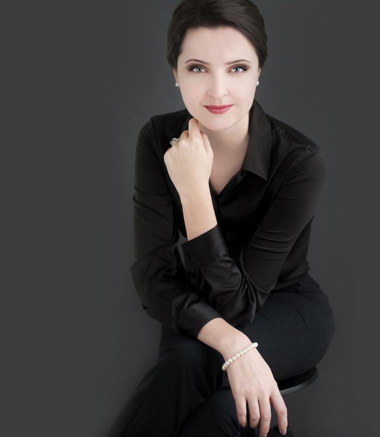 True Impact CEO Diana Lucaci
