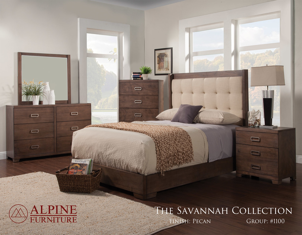 Savannah Bedroom
