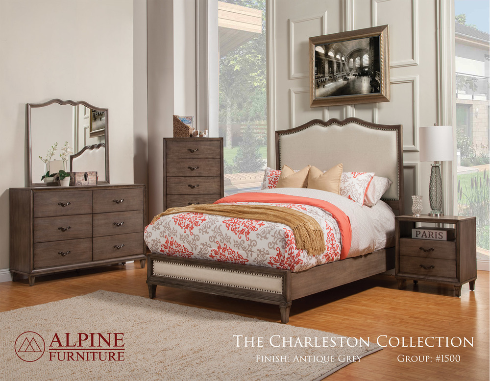 Charleston Bedroom
