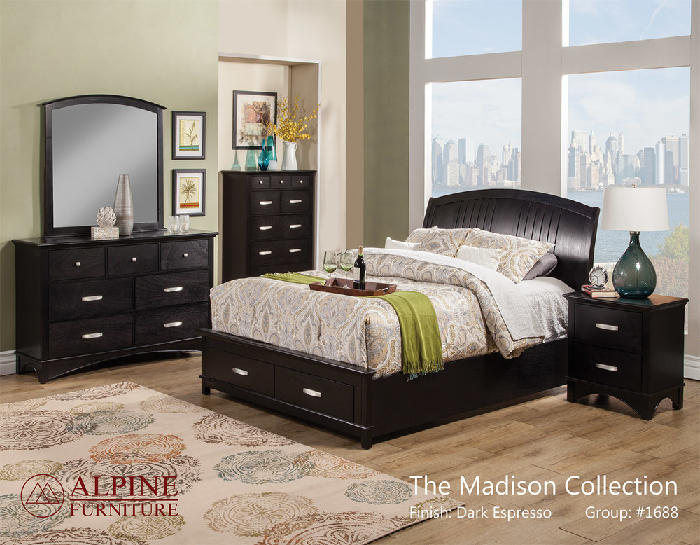 Madison Bedroom