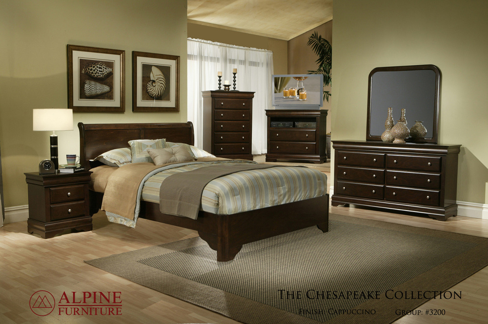 Chesapeake Bedroom