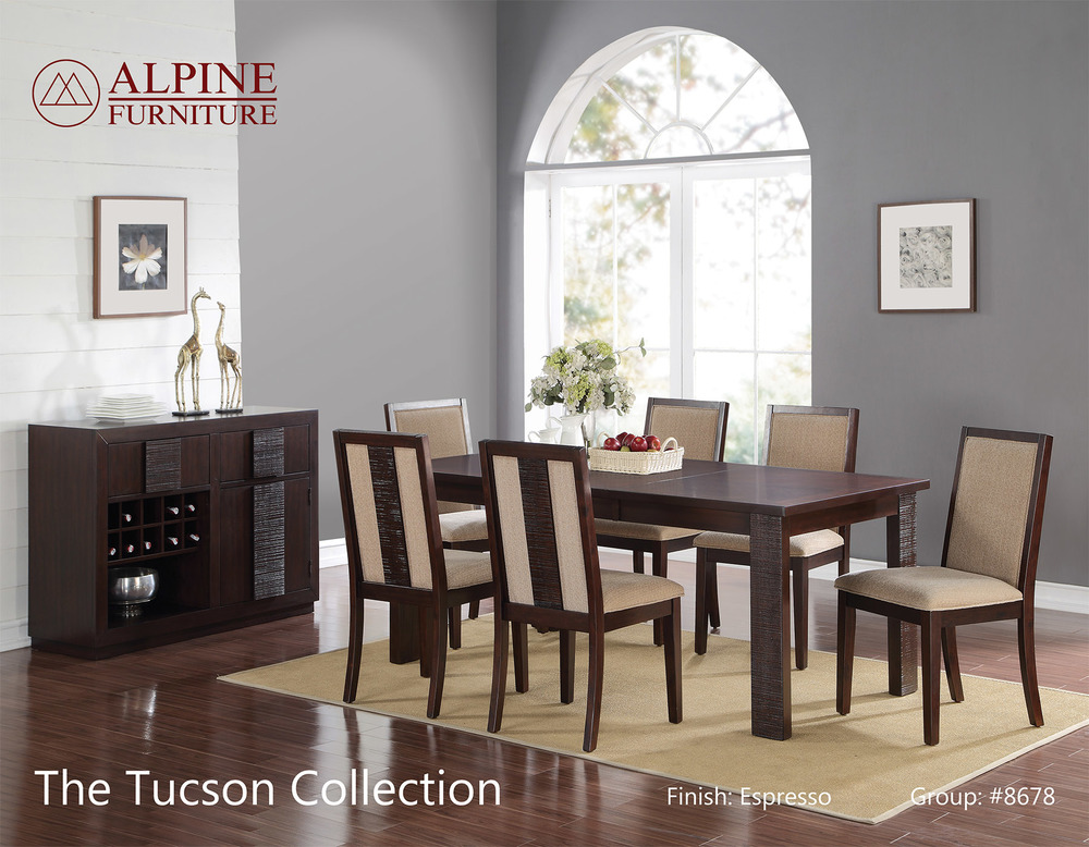 Dining Alpine Furniture