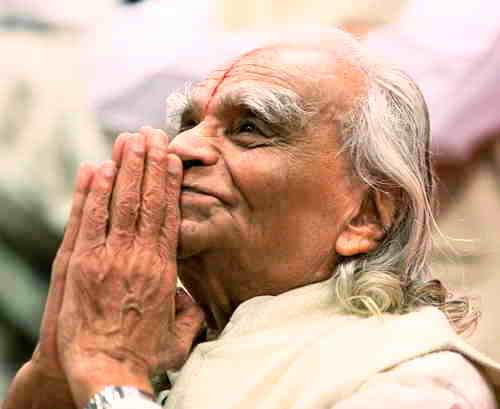 B.K.S. Iyengar, December 14, 1918 - August 20, 2014