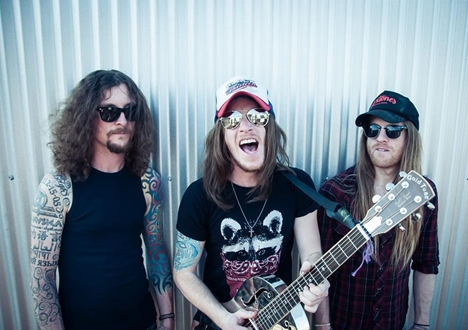 The Cadillac Three release video for 'Graffiti' — New Rock Times