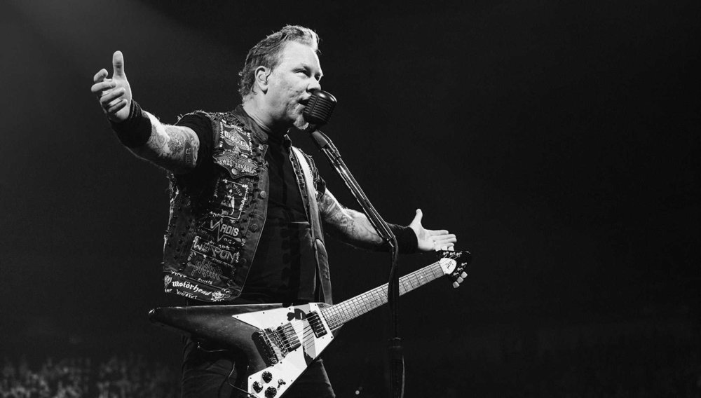 James Hetfield: We've been on Metallica time — New Rock Times