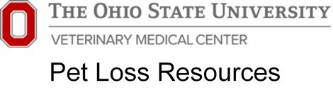 OSU Pet Loss Support
