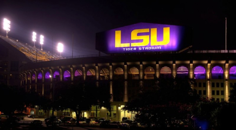 LSU Tiger Stadium North Restoration