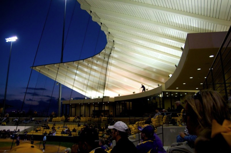 LSU Softball Stadium