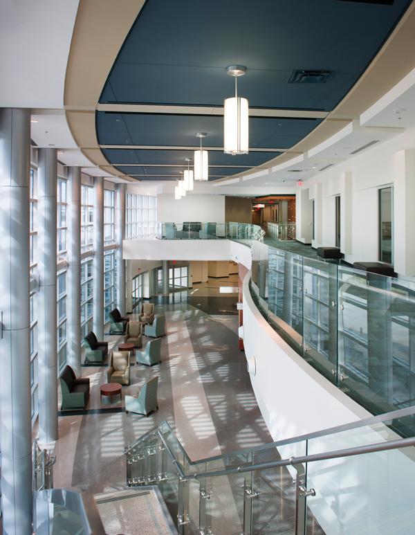 Women's Hospital Lobby