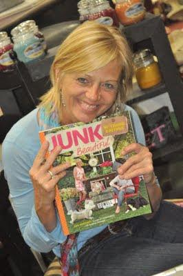 Sue Whitney of Junk Market Style.