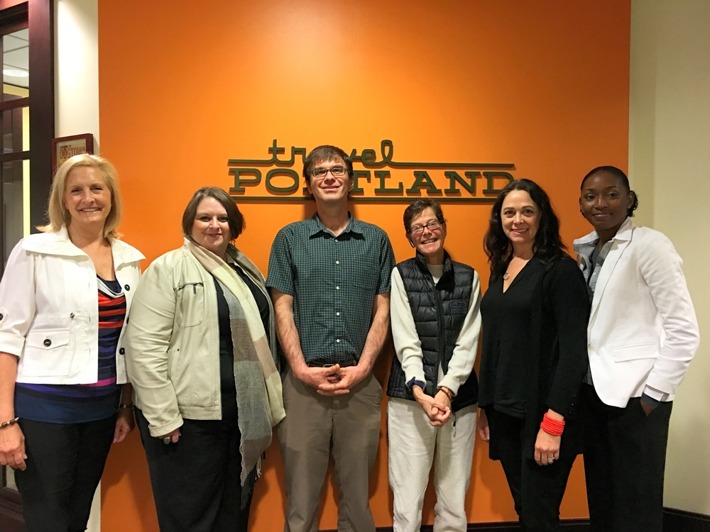Collaborating with Sustainable Travel International at Travel Portland