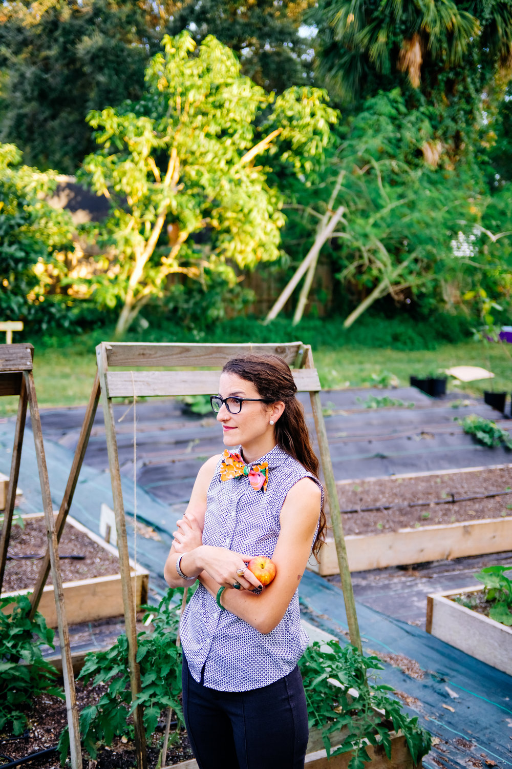 Ericka Leigh McThenia - Sustainability and Restaurant Food Waste Expert, and Composting Queen