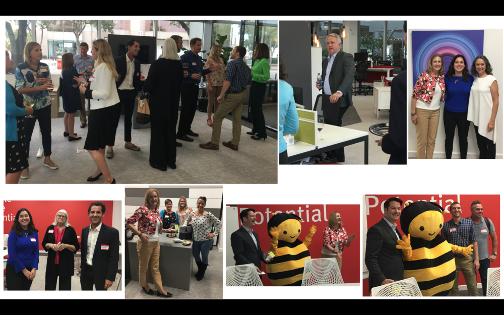 october 25, 2018 - Hosted by herman miller and workscapes, inc., members gathered to celebrate year one. We enjoyed networking, chatting about 2019 plans and drawing two tickets to the Sustany sustainable buzz event.