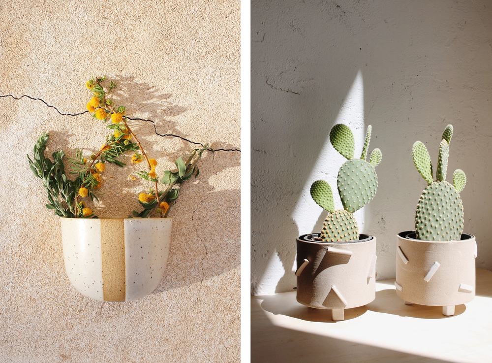 Ceramic Planters vis Fine Life Co