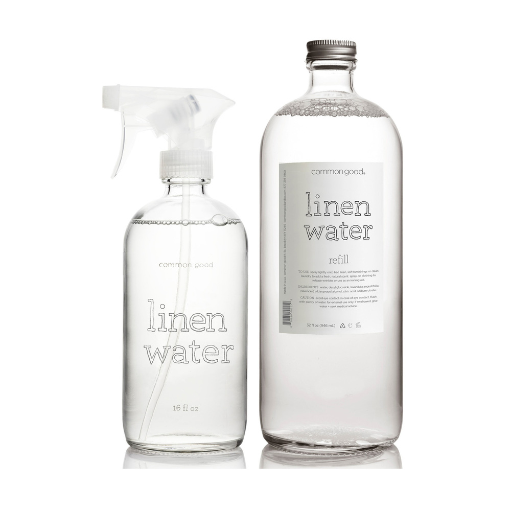 Linen Water via Common Good