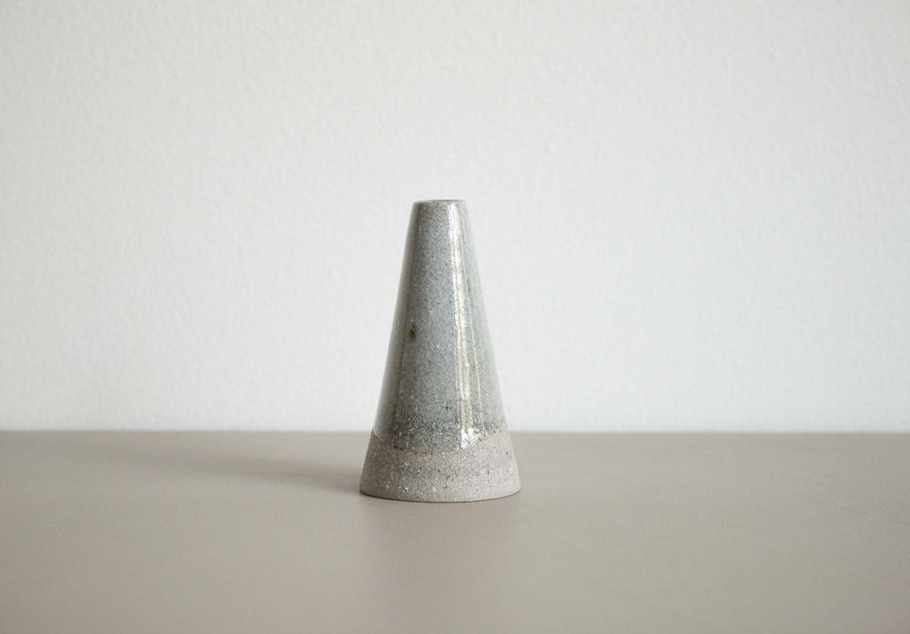 Humble Ceramics Mudra Vase via  The Primary Essentials