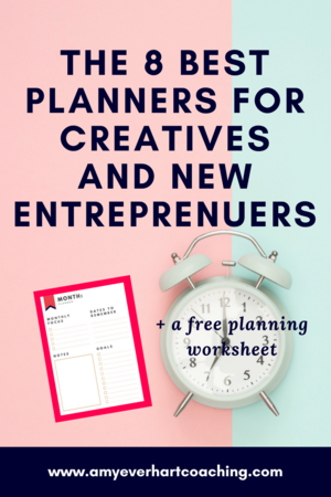 Productivity: The 8 Best Planners for Creatives and Entrepreneurs ...