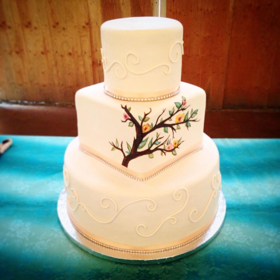 Custom Decorated Cakes Vancouver Washington — Simply Sweets