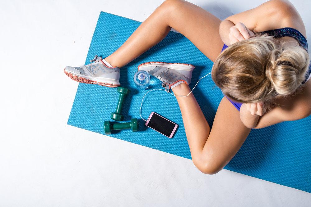 Exercise can decrease your risk of prediabetes.