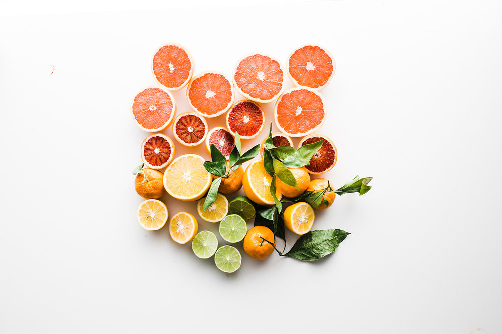 Citrus have a low glycemic index (GI)