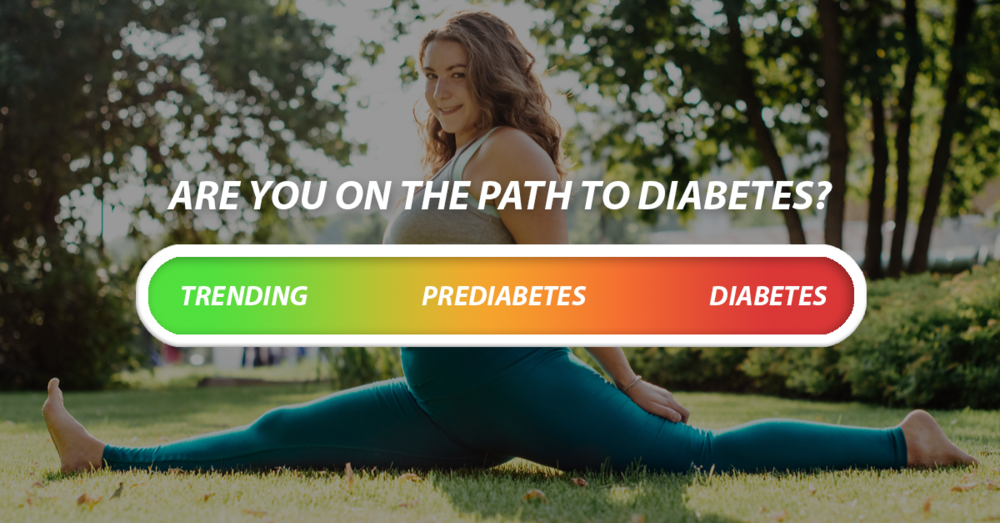 Signs of prediabetes in women under 40 can be hard to identify.