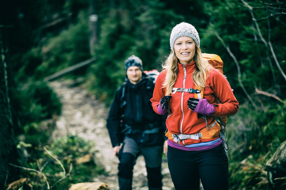 Hiking can be a good way to manage prediabetes by exercising and still have fun.