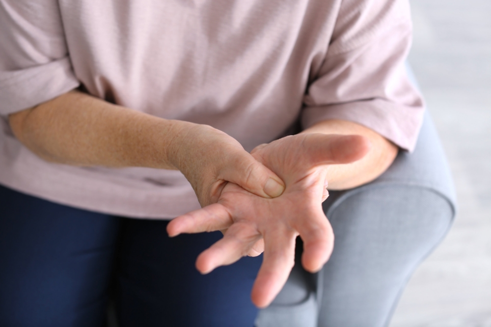 Diabetic nerve pain can often appear in the hands.