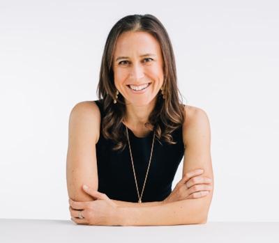 Anne Wojcicki, CEO and founder of 23andMe.