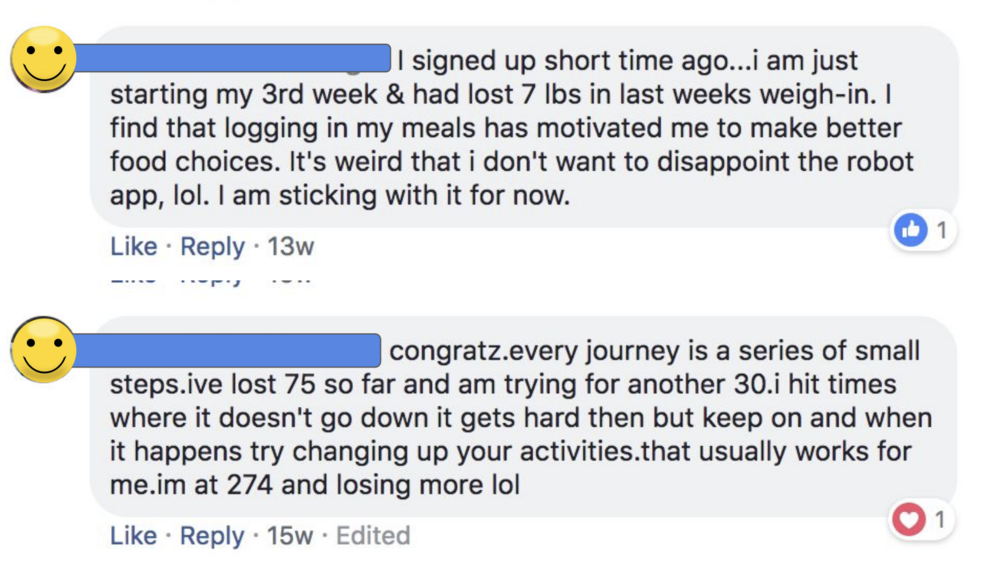 75 pounds lost with Lark Health