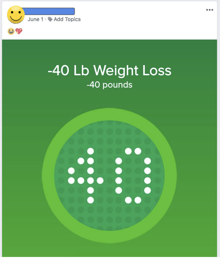 -40lbs with Lark Health