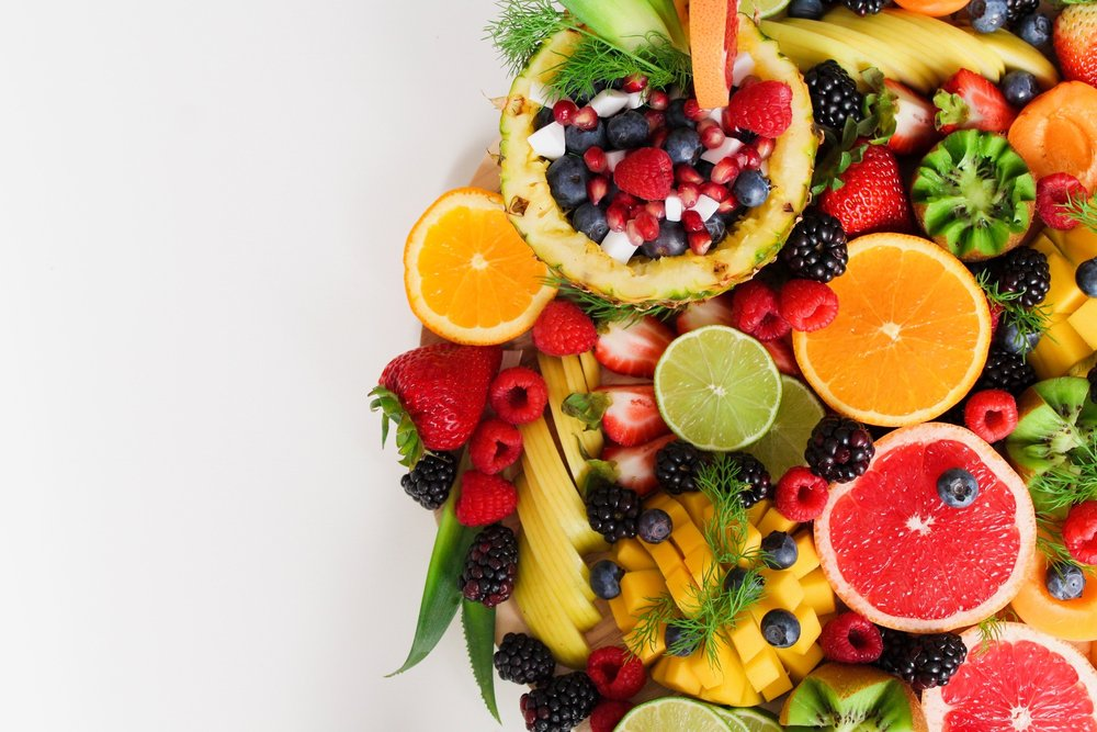 These fruits have low GI scores, but eating too many can make blood sugar unstable.