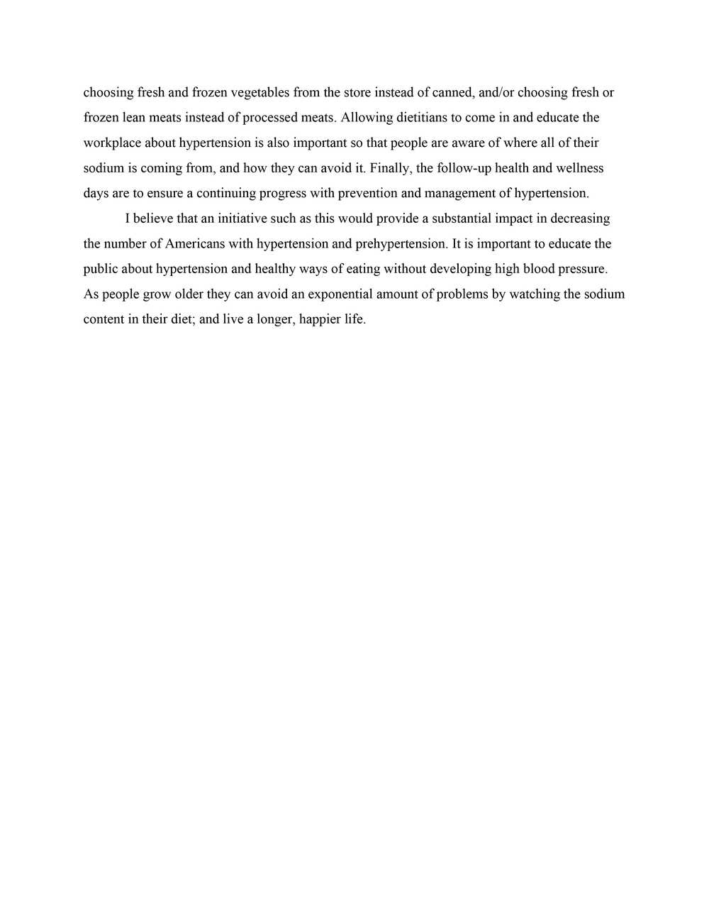 Natalie Olrich Essay, Page 2