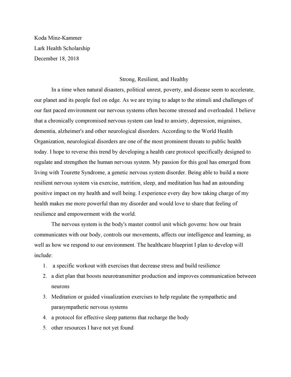 Koda Minz-Kammer, Page 1