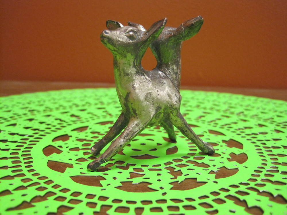 Mutated Deer  bronze  2011