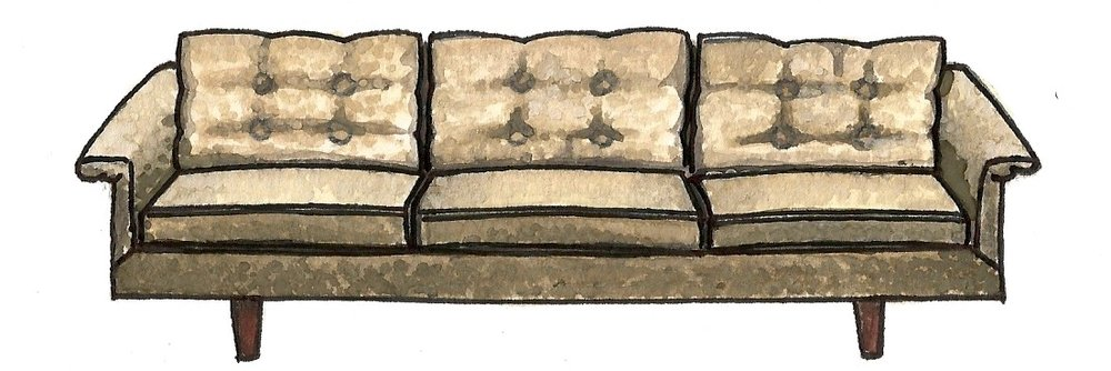 Don Draper's Couch