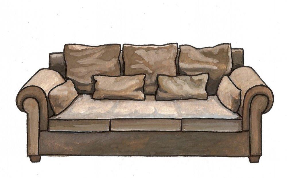 Frasier's Couch